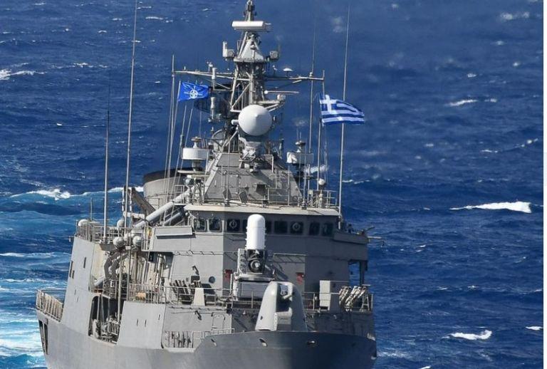 Sea Guardian : ΝΑΤΟϊκή άσκηση στην Ανατ. Μεσόγειο με συμμετοχή Ελλάδας – Τουρκίας