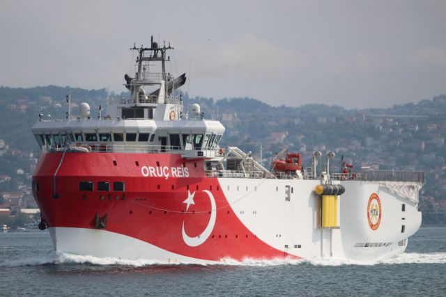 Oruc Reis : Νέα Navtex εξέδωσε η Τουρκία, επιμένοντας στις προκλήσεις