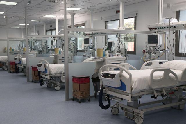Κοροναϊός : Ασφυξία στα νοσοκομεία της Β. Ελλάδας – Θέμα ωρών οι αεροδιακομιδές