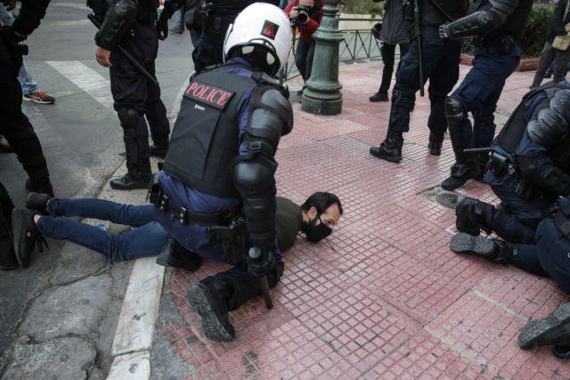 Απρόκλητη καταστολή και βία εναντίον ΚΚΕ και ΜέΡΑ25 – ΠΑΜΕ: Δεν θα μείνει αναπάντητη η επίθεση