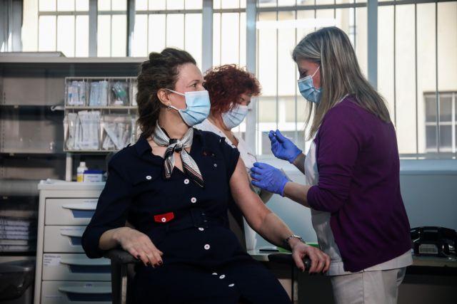 Θεσσαλονίκη : Από το νοσοκομείο ΑΧΕΠΑ ξεκίνησαν οι εμβολιασμοί υγειονομικών κατά της Covid-19