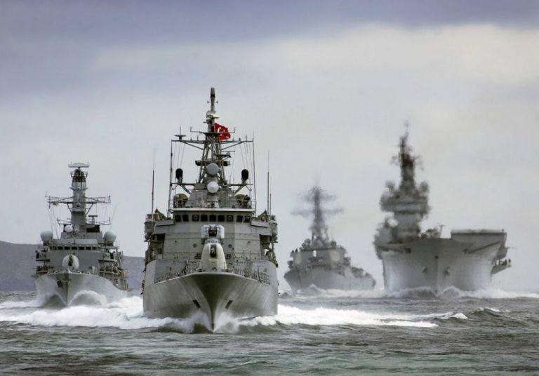 Νέα τουρκική Navtex για άσκηση μεταξύ Ρόδου και Καστελλόριζου – «Έτοιμη για επιβολή κυρώσεων η ΕΕ»