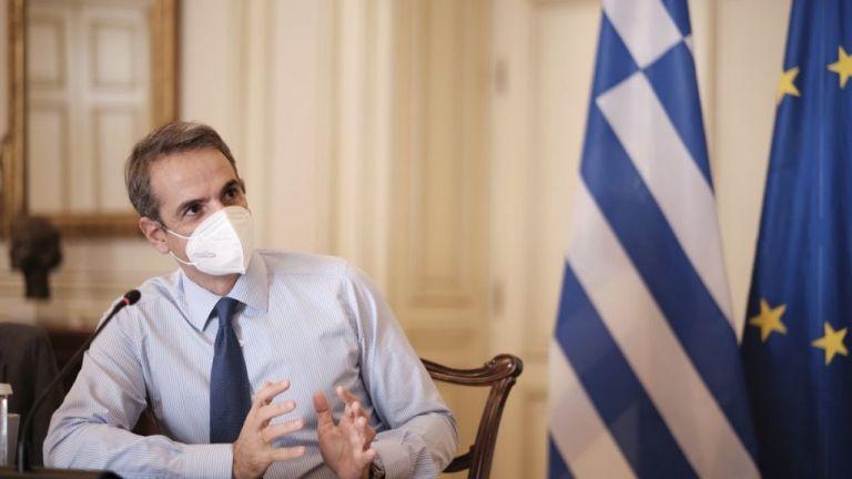 Μητσοτάκης : Δεν νοείται να μην βρεθεί η Τουρκία αντιμέτωπη με συνέπειες εάν συνεχίσει έτσι