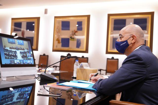 Ενισχύεται η συμμαχία κατά των κυρώσεων: Ράπισμα Πομπέο στον Τσαβούσογλου
