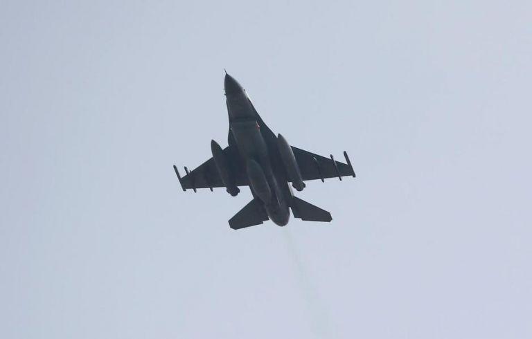 Νέα τουρκική πρόκληση : Τέσσερα F-16 πέταξαν πάνω από τους Ανθρωποφάγους το πρωί της Τετάρτης
