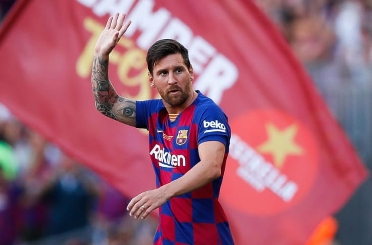 Barcelona shocked as Lionel Messi accepts an offer to leave Camp Nou