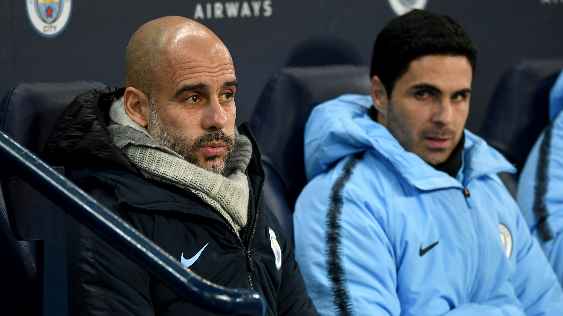 Guardiola doesn't want 'important' Arteta to feel 'uncomfortable' at Man City | Goal.com