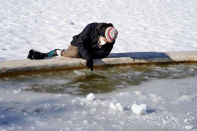 Η Αττική προετοιμάζεται για τη Μήδεια: Οι προβλέψεις για χιόνια στην πρωτεύουσα – Στα λευκά η μισή Ελλάδα