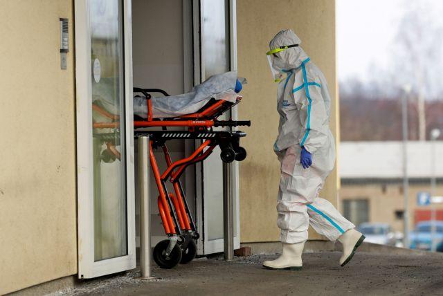 Κοροναϊός : 1.784 νέα κρούσματα και 39 θάνατοι – Στους 367 οι διασωληνωμένοι
