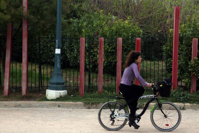 Δρομολογείται η επέκταση του ποδηλατόδρομου της Αθήνας προς την Κηφισιά