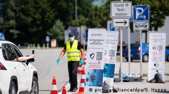 Γερμανία, υποχρεωτικό αρνητικό τεστ κορωνοϊού, εισερχόμενοι